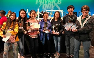 McGarvin Students Take Home Many Trophies at Physics Competition - article thumnail image