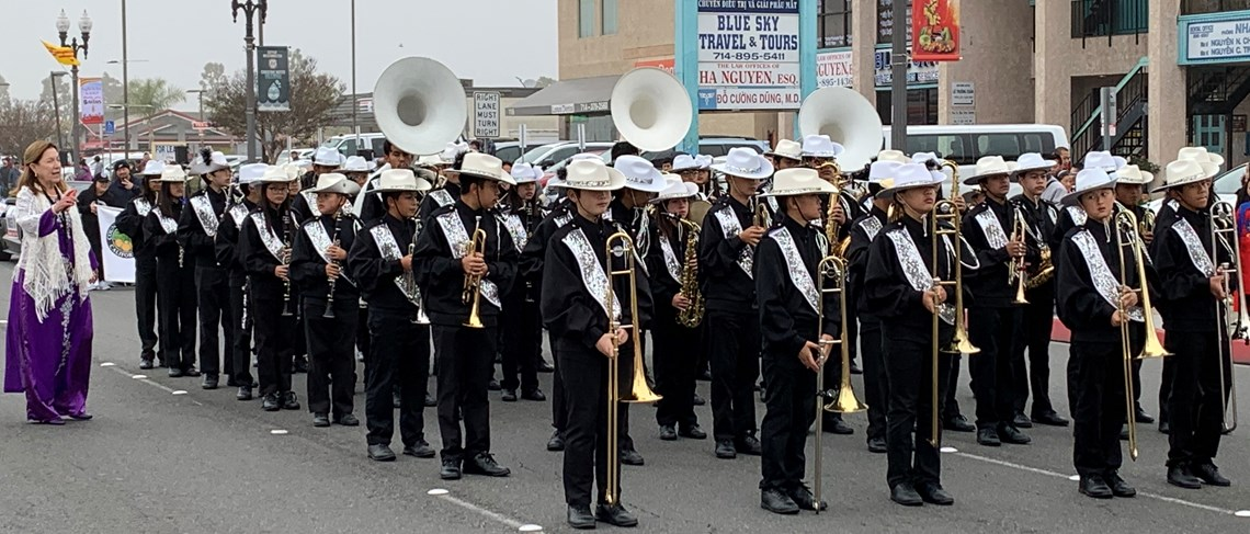 Marching  Band 2020